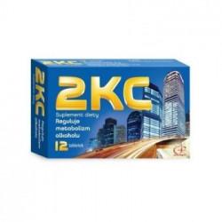 2 KC x 12 tabletek