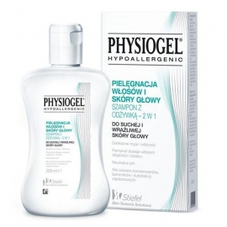 PHYSIOGEL Szampon  hypoalergiczny 250 ml 29.02.2020 r.