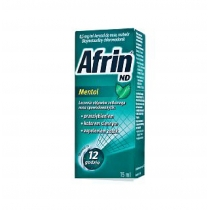 Afrin ND Mentol aerozol do nosa 15 ml