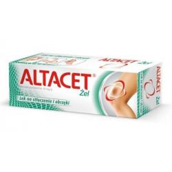 Altacet żel 75g