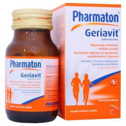 Pharmaton Geriavit 100 kapsułek