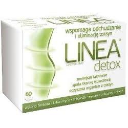Linea detox 60 tabletek
