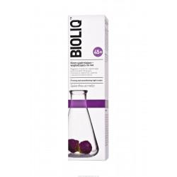 BIOLIQ 45+ Krem ujędrniająco-wygładzający na noc, 50 ml