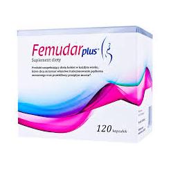 Femudar Plus, 120 kapsułek