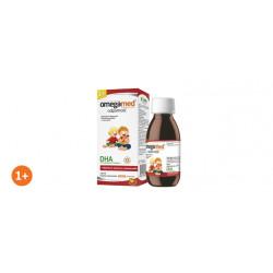 Omegamed syrop dla dzieci powyżej 1. roku życia 140 ml