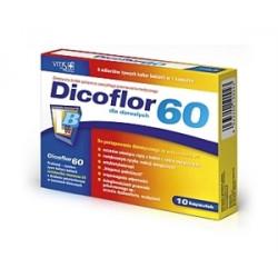 Dicoflor 60 10 kapsułek