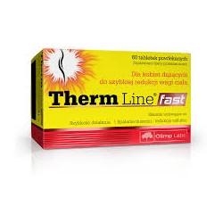 Olimp Therm Line Fast, tabletki powlekane, 60 szt