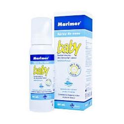 Marimer baby, spray do nosa, izotoniczny roztwór wody morskiej, 50 ml