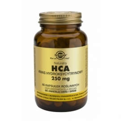 SOLGAR HCA kwas hydroksycytrynowy  60 kapsułek