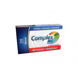 Zdrovit Complex Witaminy i Minerały x56 tabletek