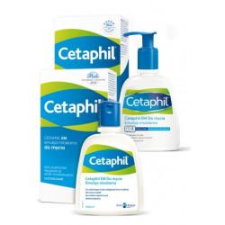 Cetaphil EM Emulsja micelarna do mycia z pompką 236ml