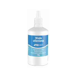 Woda utleniona 3% APTEO - 100g