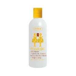 Ziaja maziajki szampon + płyn do mycia dla dzieci lody ciasteczkowo - waniliowe 2w1, 400 ml