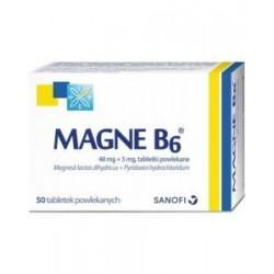 Magne B6 x 50 tabl.