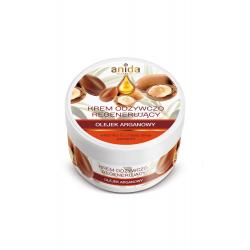 ANIDA krem odżywczo-regenerujący z olejkiem argaowym 100 ml