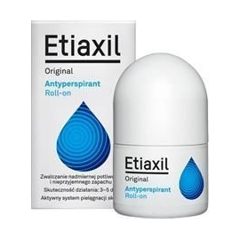 ETIAXIL ORIGINAL Antyperspirant 15ml (fl.roll on) - płyn