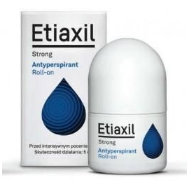 ETIAXIL STRONG Antyperspirant 15ml (fl.roll on) - płyn