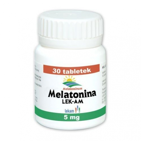 Melatonina 5mg x 30