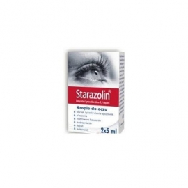 Starazolin krople do oczu 2x5ml