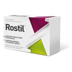 Rostil (Calcium dobesilate) 0,25g 30tabl.