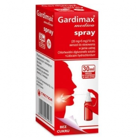 Gardimax Medica Spray aer.30ml