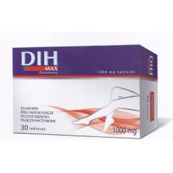 DIH Max Comfort 1000mg 30 tabletek