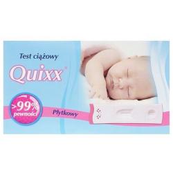 Test ciążowy QUIXX płytkowy