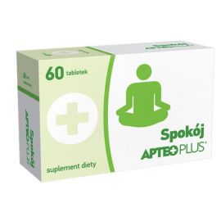 Spokój APTEO PLUS  60 tabletek