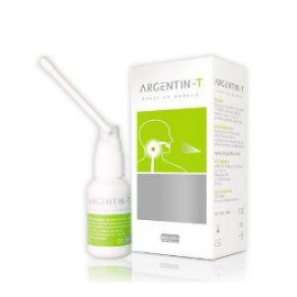 Argentin T Spray do gardła 20 ml