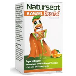 Natur-Sept kaszel lizaki 6 szt.