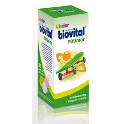 Kinder Biovital YOUnior x 30 tabletek do ssania