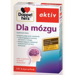 Doppelherz Activ Dla mózgu x 30 kaps.