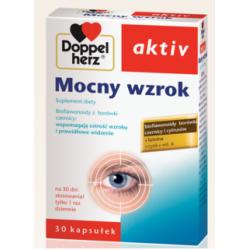Doppelherz Activ Mocny Wzrok x 30 kaps.