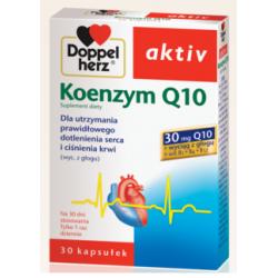 Doppelherz aktiv Koenzym Q10 x 30 kaps.