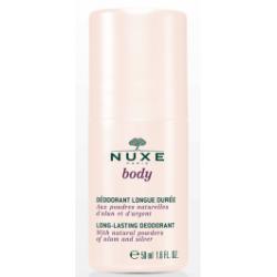 NUXE BODY Mineralny Dezodorant o dlugotrwałym działaniu 50 ml