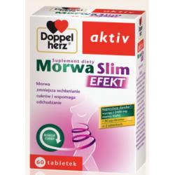 Doppelherz activ Morwa Slim Efekt  60 tabletek