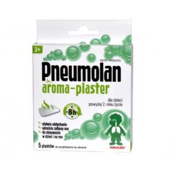 Pneumolan aroma Plaster 5 szt.