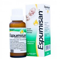 Espumisan Krople doustne 40mg/ml 30ml
