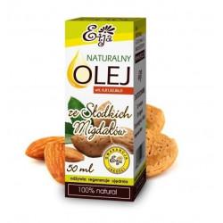 Olej ze słodkich migdałów 50 ml ETJA