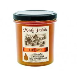 Miód lipowy Miody Polskie 400 g