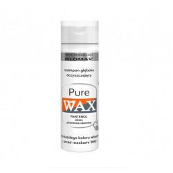 WAX SZAMPON głęboko oczyszczający Pure 200ml