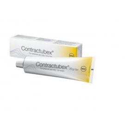 Contractubex żel (0,01g+0,1g+50 j.m.) 20 g