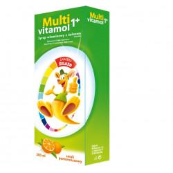 Multivitamol 1+ Syrop witaminowy z żelazem 500 ml