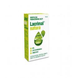 Lacrimal natura krople do oczu,roztwór 10 ml