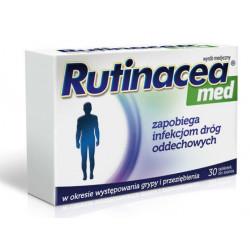 Rutinacea MED 30 tabletek do ssania