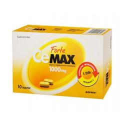 CeMax Forte 1000g x 10 tabletek