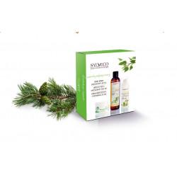 Sylveco Zestaw - Pudełko brzozowe (3 sztuki)