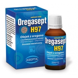 Oregasept H97 olejek z oregano 30 ml