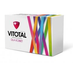 Vitotal dla kobiet x 30 tabl.