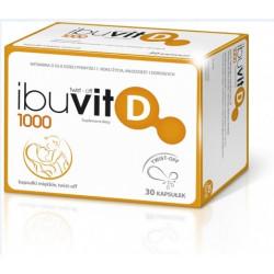 Ibuvit D 1000 j.m. 30 kapsułek twist-off